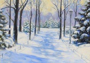 winter-in-the-park-monika-pagenkopf
